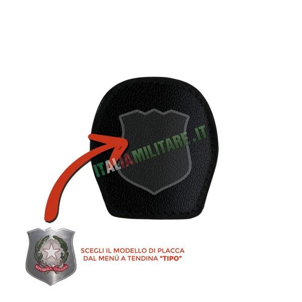 Porta distintivo da cintura vega 1wa abbigliamento - Porta metro da cintura ...