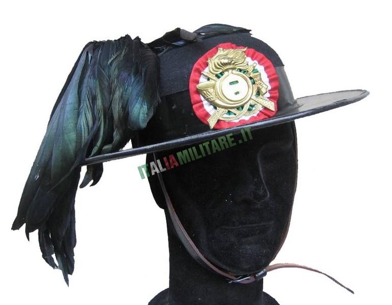 Cappello Vaira da Bersagliere    Cappelli Militari e Vari   ... da608fb98f00
