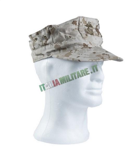 Cappello Militare Americano Originale USMC Marpat Desert    Surplus... 642a1c0afdbc
