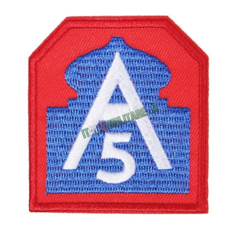 Patch 5 th Army Originale US Army    Americane    Patch 15c6ce318eb