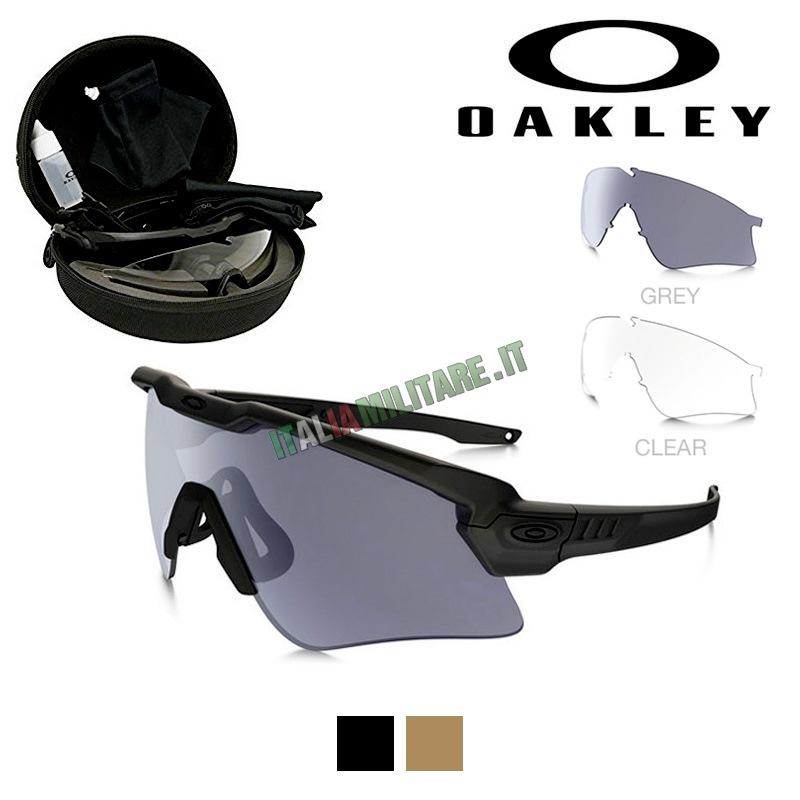 cc03073ceeb Occhiali Oakley M Frame Alpha Tan con 2 Lenti e Custodia    Oakley...