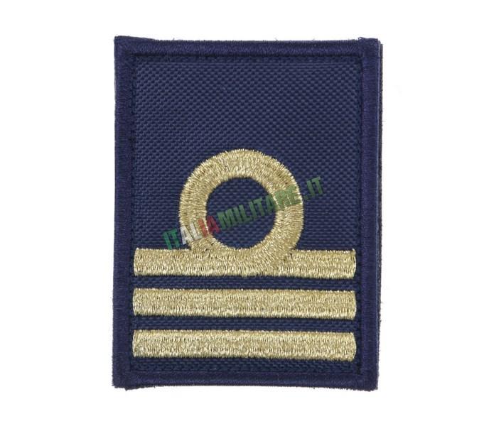 Grado Velcro Marina Militare Blu Tenente di Vascello c79b2a278277