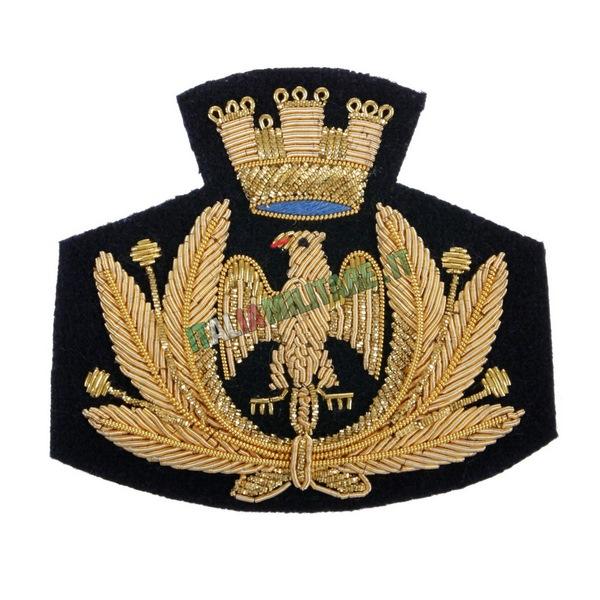 Fregio Aeronautica Militare da Cappello e Basco in Canutiglia 8e0ea79b4beb