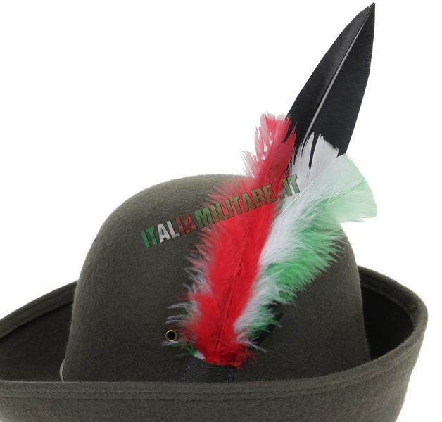Penna per Cappello Alpino da Congedante    Cappelli Divisa dc2345a993bb
