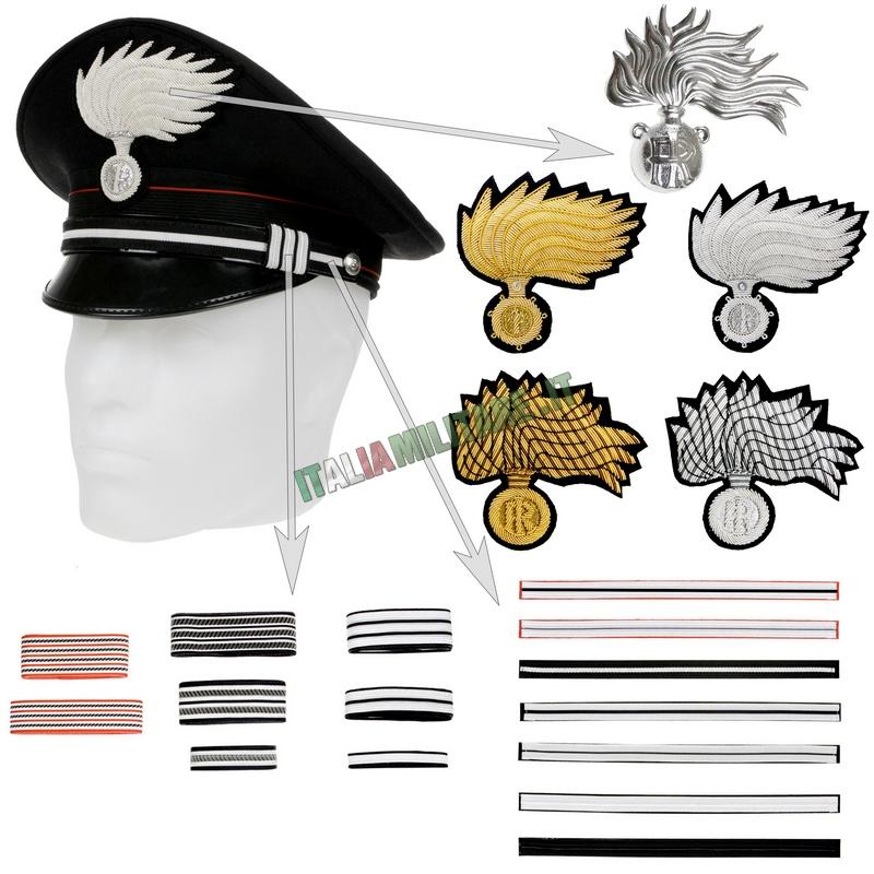 Cappello - Berretto da Divisa Carabinieri ebdc9762b3da