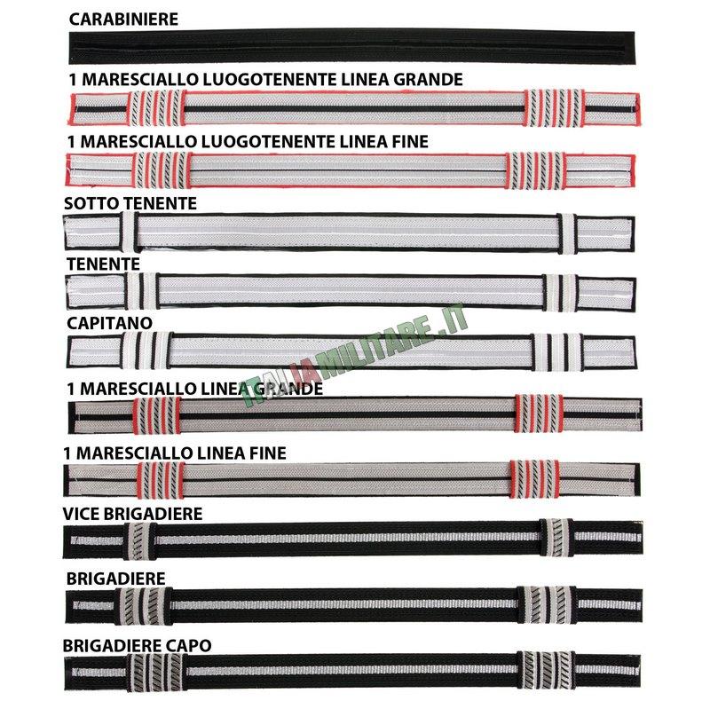 7e2b0528dcf Soggolo per Cappello dell'Arma dei Carabinieri