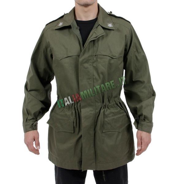 sito affidabile bc9c2 24da9 Parka Esercito Italiano Originale Sfoderato :: Surplus ...