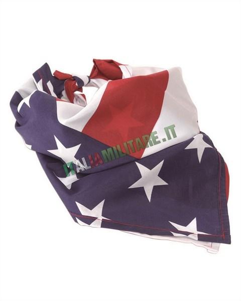 Bandana Fazzoletto Americana USA    Bandane e Collari    Cappelli 43eefd0b0eed
