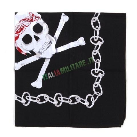 Bandana Fazzoletto Pirati    Bandane e Collari    Cappelli 293f88829548