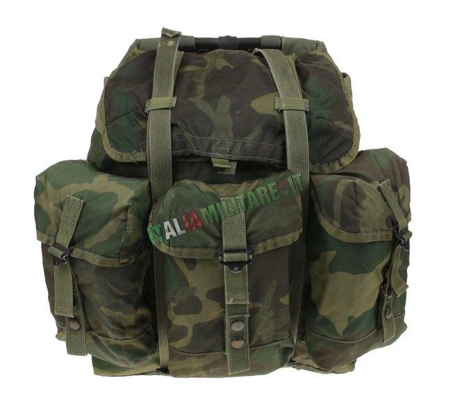 e6366f02d1 Zaino ALICE Militare Esercito Americano Originale Woodland
