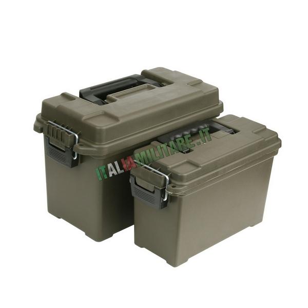 Box munizioni militare nuova grande in plastica for Tartarughiera in plastica grande