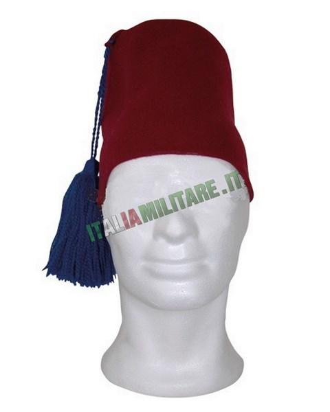 Cappello Fez da Bersagliere Originale    Surplus Italiano   ... 8110305048bc