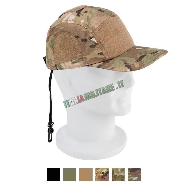 Cappello con Visiera e Velcri Defcon 5 Coyote Tan    Cappelli... 3b6b92ee02d3