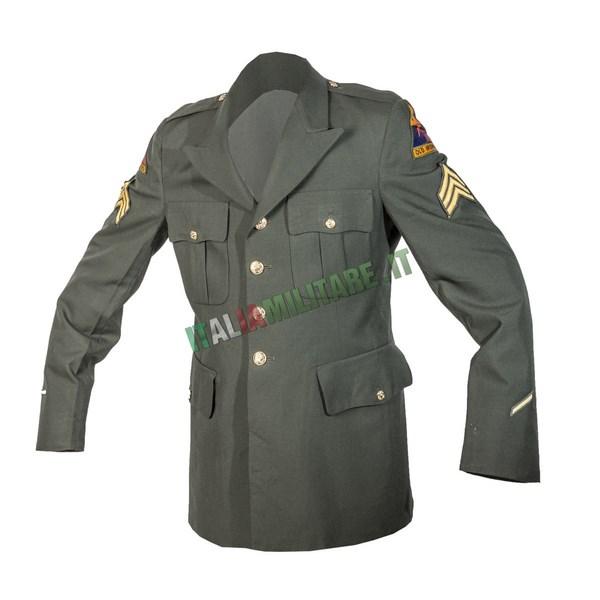 Giacca Militare Americana US Army Classe A ORIGINALE Uniforme Esercito  Americano 126851ec3ea1