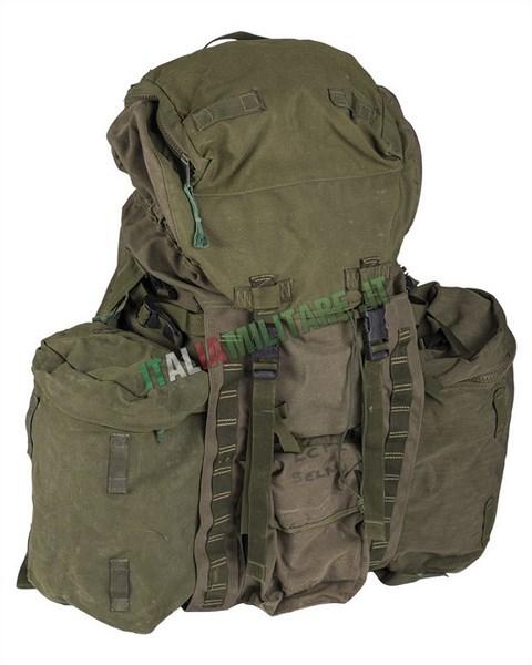 quality design 3dc58 97a8d Zaino Inglese PLCE Long Verde Militare Originale - Ottime ...
