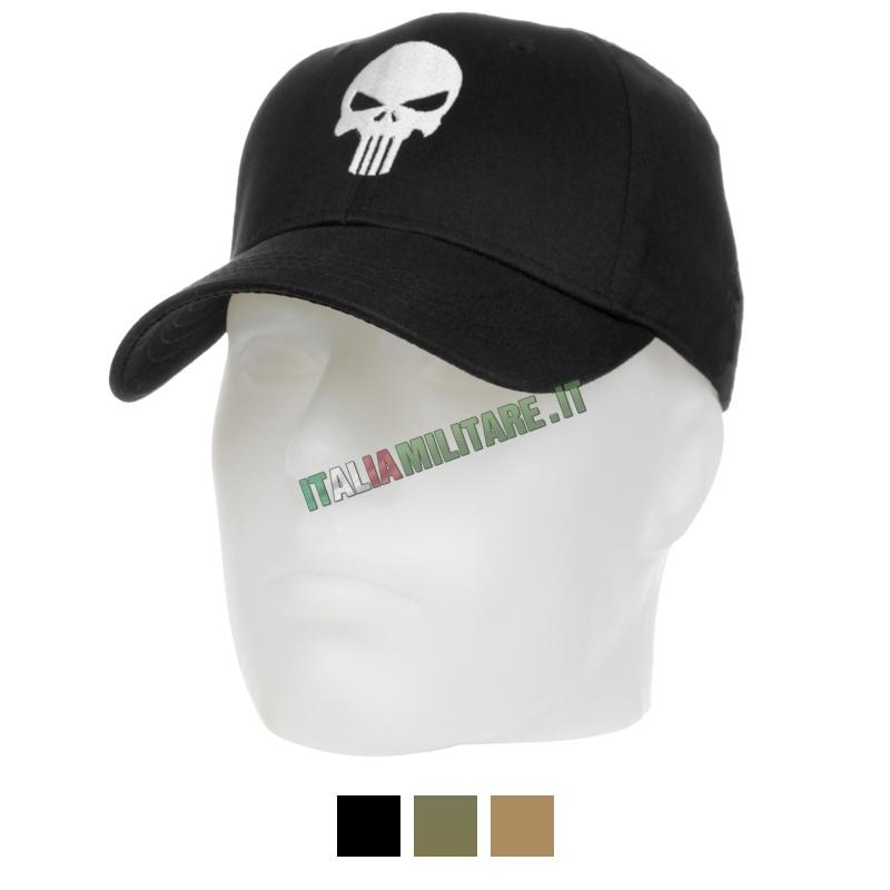Cappello Punisher    Cappelli con Loghi    Cappelli 948bcd7bd130