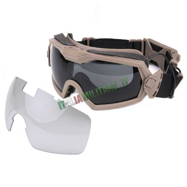 maschere oakley military