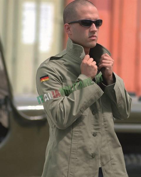 Militare Surplus Tedesco Surplus Tedesca Bundeswehr Giacca UqP5xRwAU