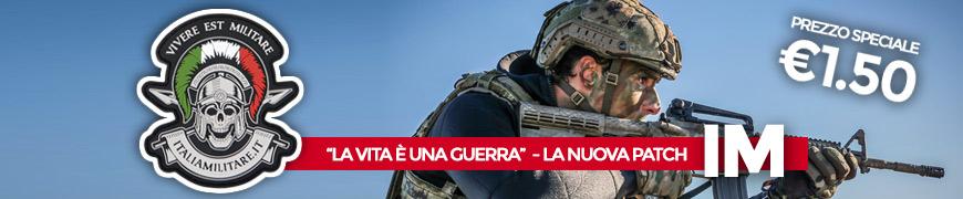 """""""La vita è una guerra"""" - La nuova patch IM"""