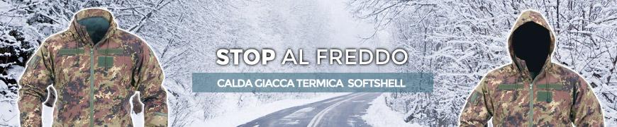 Giacca Softshell OMD 1038ce108531