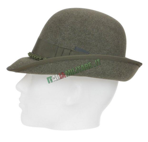 ... Cappello Alpino da ufficiale e sottoufficiale 6 8a9e2e9177 ... b6782dfd46f7