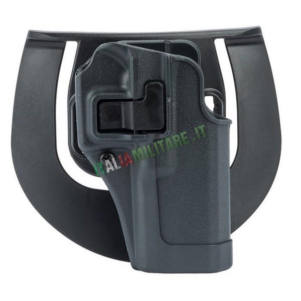 CQC Serpa occultamento mano destra cintura fondina per pistola per H/&K USP compatto