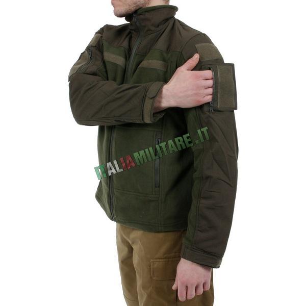 Intimo Sotto Pantalone Tecnico Verde MilTec Impiego Militare e Sport