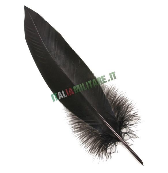 ... piuma penna alpini flessibile nera alpino 3 a6e0ea308c ... 4cf567194fe5