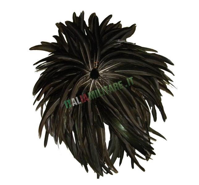 Piumetto da Bersagliere - Varie Dimensioni    Cappelli Divisa 96249e2477de