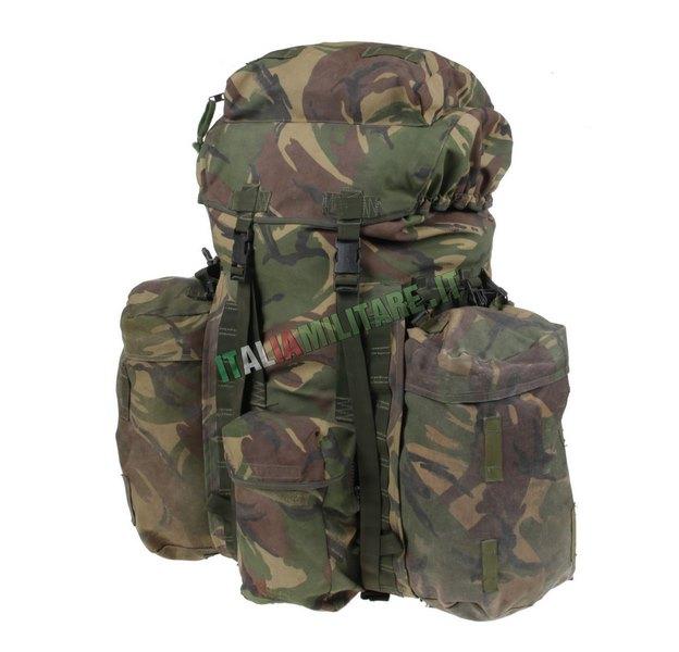 the best attitude 37020 125d9 Zaino Inglese PLCE Long DPM Militare Originale - Ottime ...