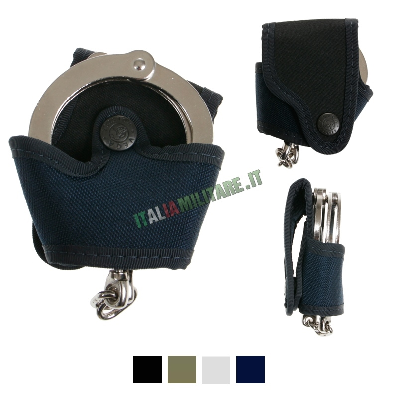 Vega Holster Porta Manette 2P77 Aperto in Cordura