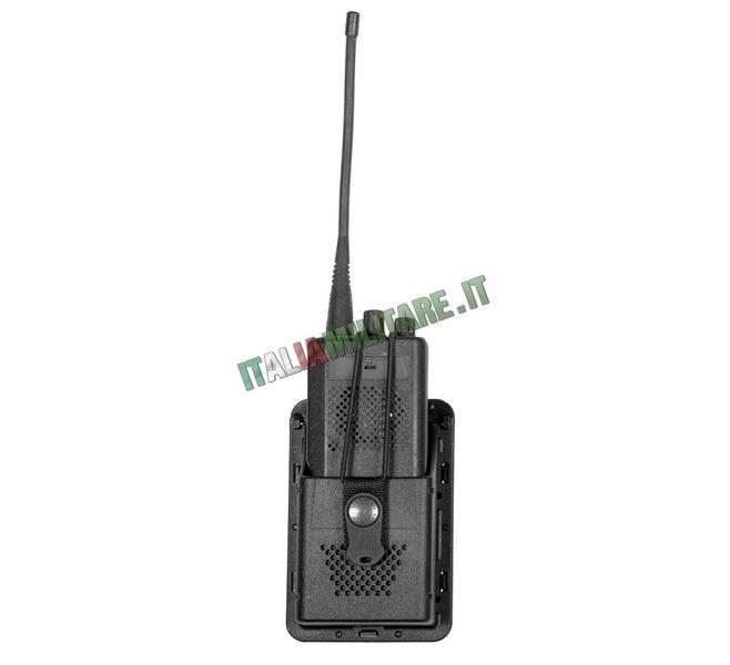 Vega Holster Porta Radio 8VRH00 in Polimero Vari Colori