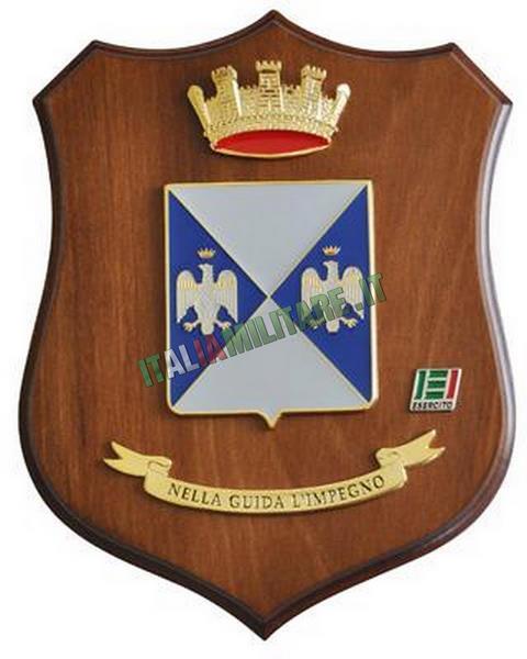 "Crest 11° Btg. Trasporti ""Flaminia"""