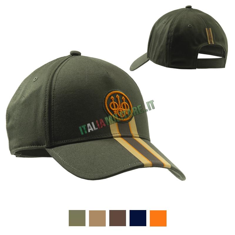 Cappello Baseball Corporate Striped BERETTA