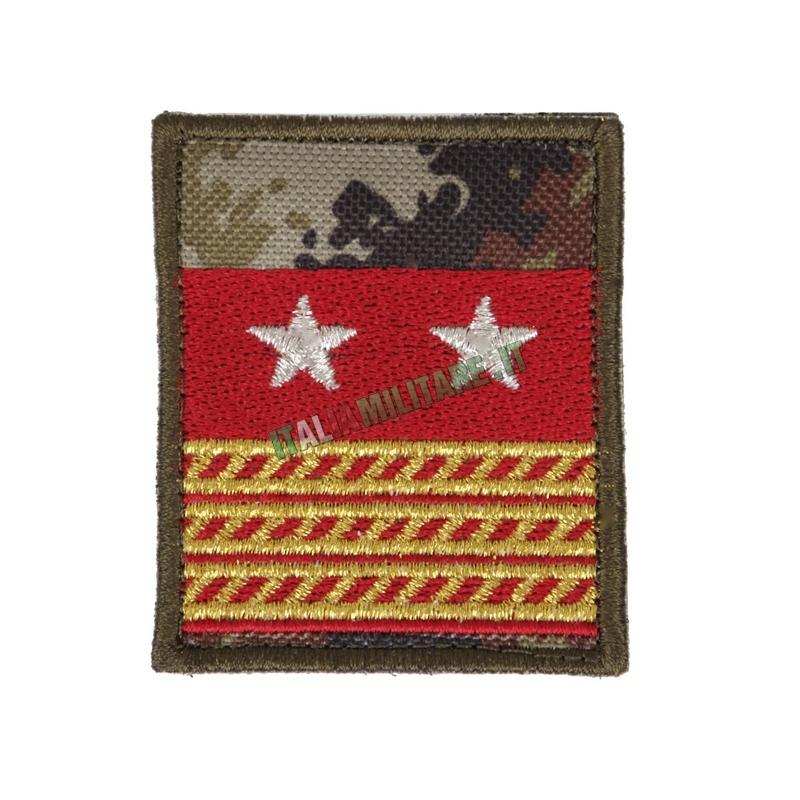 Gradi a Velcro Primo Luogotenente QS Aeronautica Militare