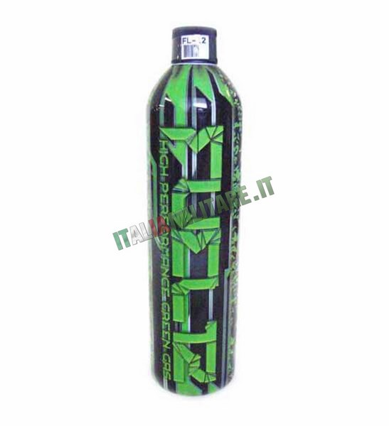 Gas FUEL 750 ml Green Gas