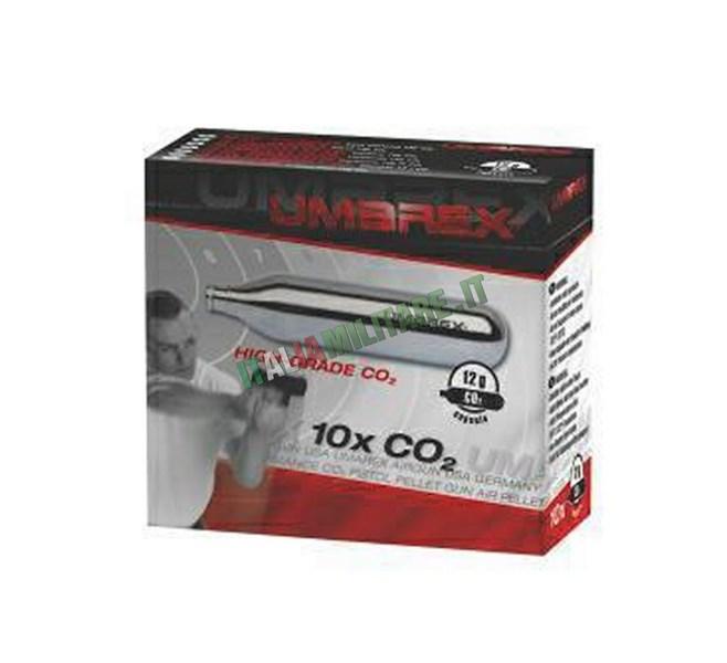 Confezione CO2 10 Pezzi UMAREX