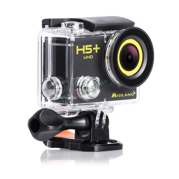 Action Cam Midland H5+ 4K Ultra HD