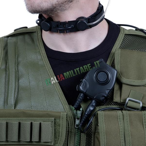Pulsante trasmissione PTT Militare EL-Z112
