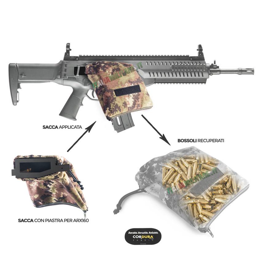 Recupera Bossoli per Fucile ARX 160 Openland Vegetata