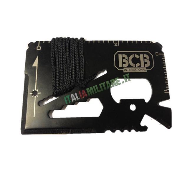 Attrezzo Multi Funzione BCB Tascabile