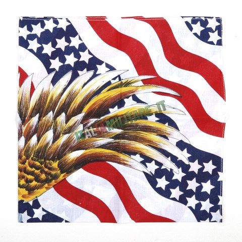 Bandana Fazzoletto Americana Aquila