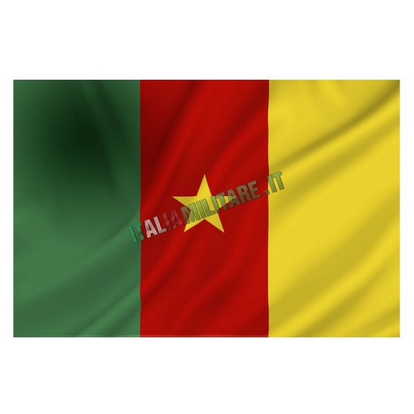 Bandiera Giappone Camerun