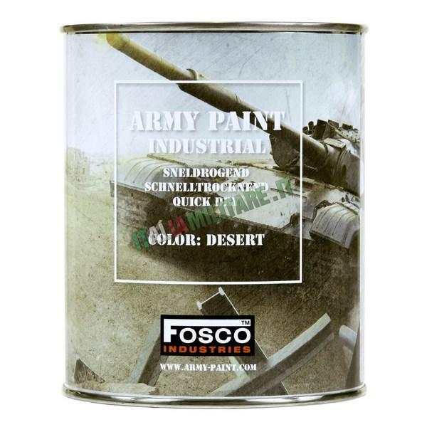 Vernice Militare da 1 Litro Desert