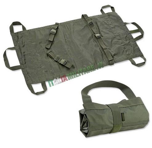 Barella Portatile Militare Defcon 5 Portable Litter Verde