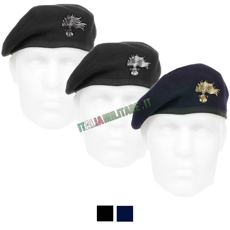 Basco Spagnolo Carabinieri