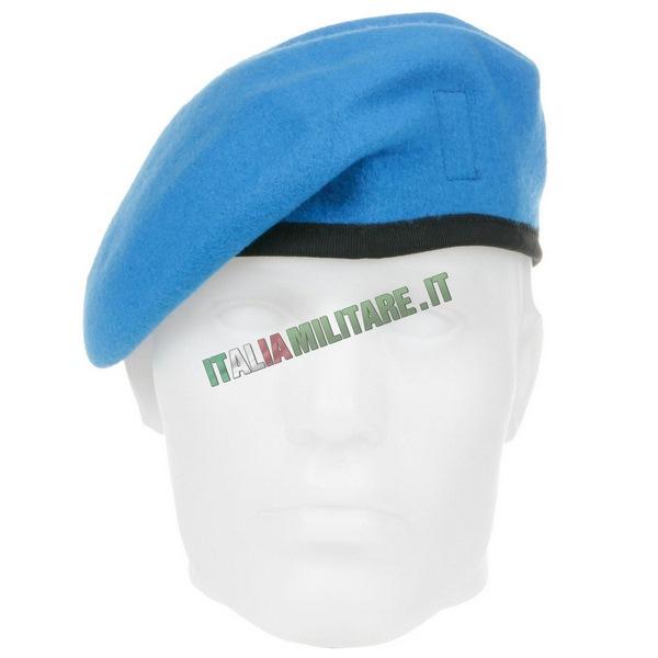 Basco Spagnolo Azzurro Polizia Penitenziaria