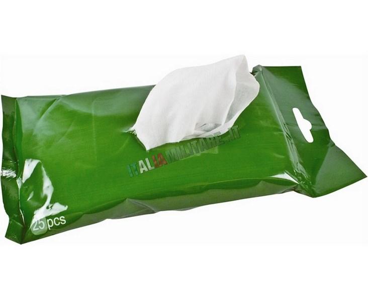 25 Salviette Detergenti BCB