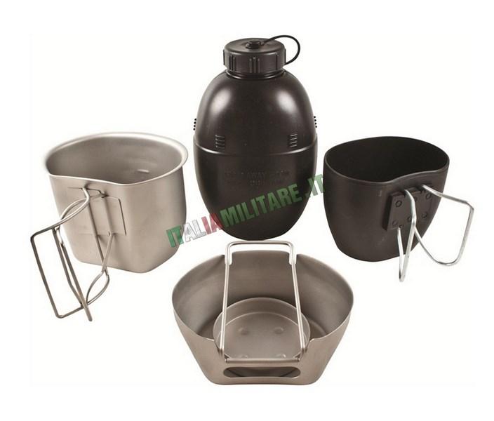 Kit per cucinare militare inglese bcb mki fornelli for Cucinare 8n inglese