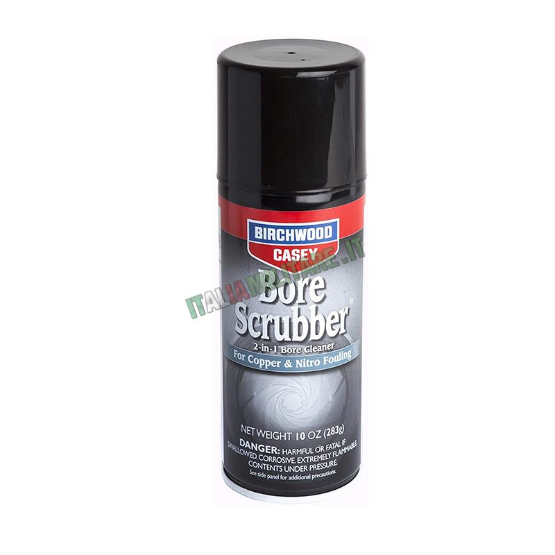 Solvente Pulizia Canna Bore Scrubber Elemental